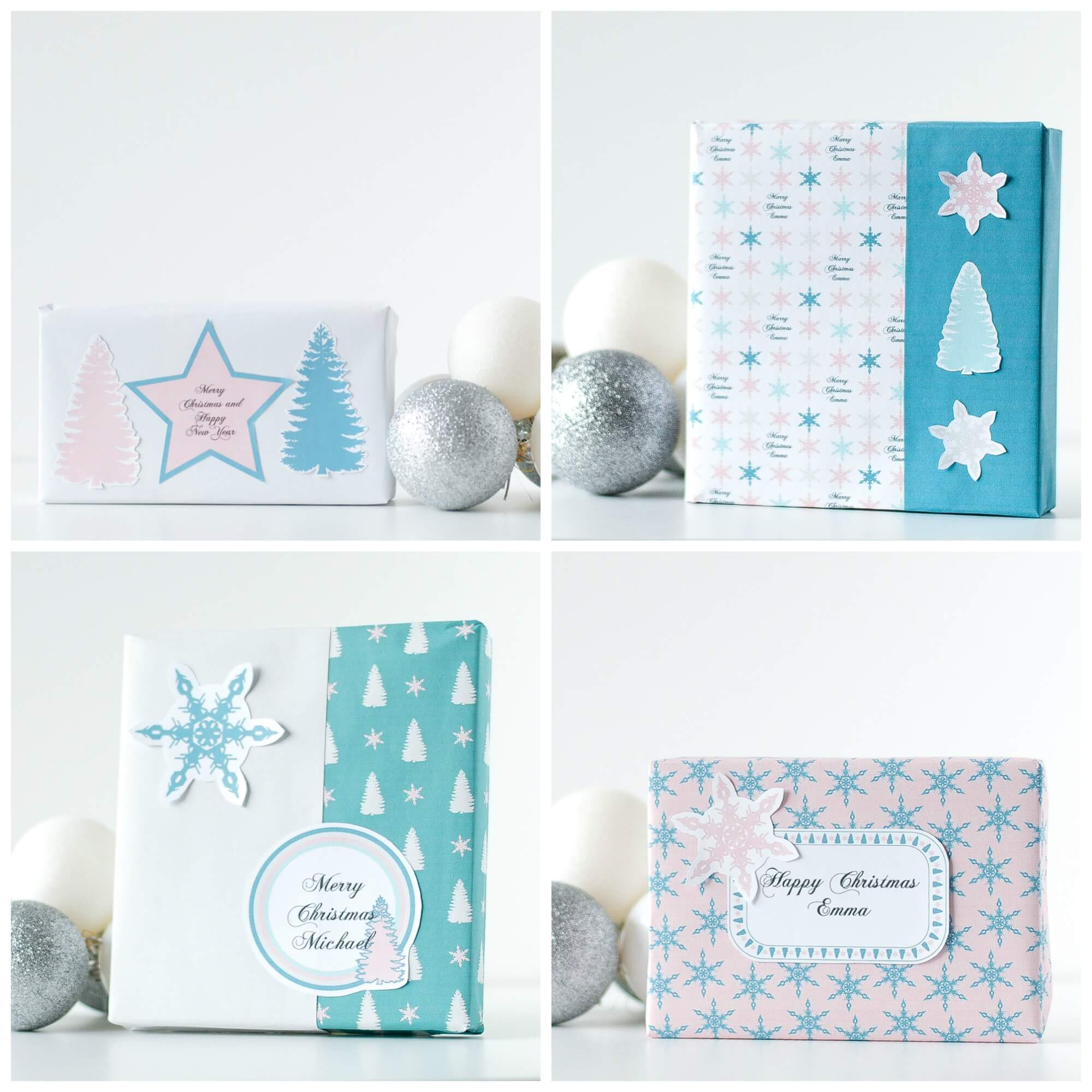 graphic regarding Free Printable Christmas Paper named No cost Printable Xmas Wrapping Paper: Quick Reward Wrap