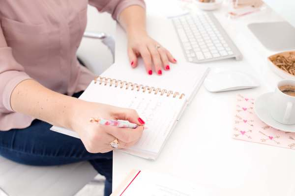 Time management strategies for small craft and creative businesses.