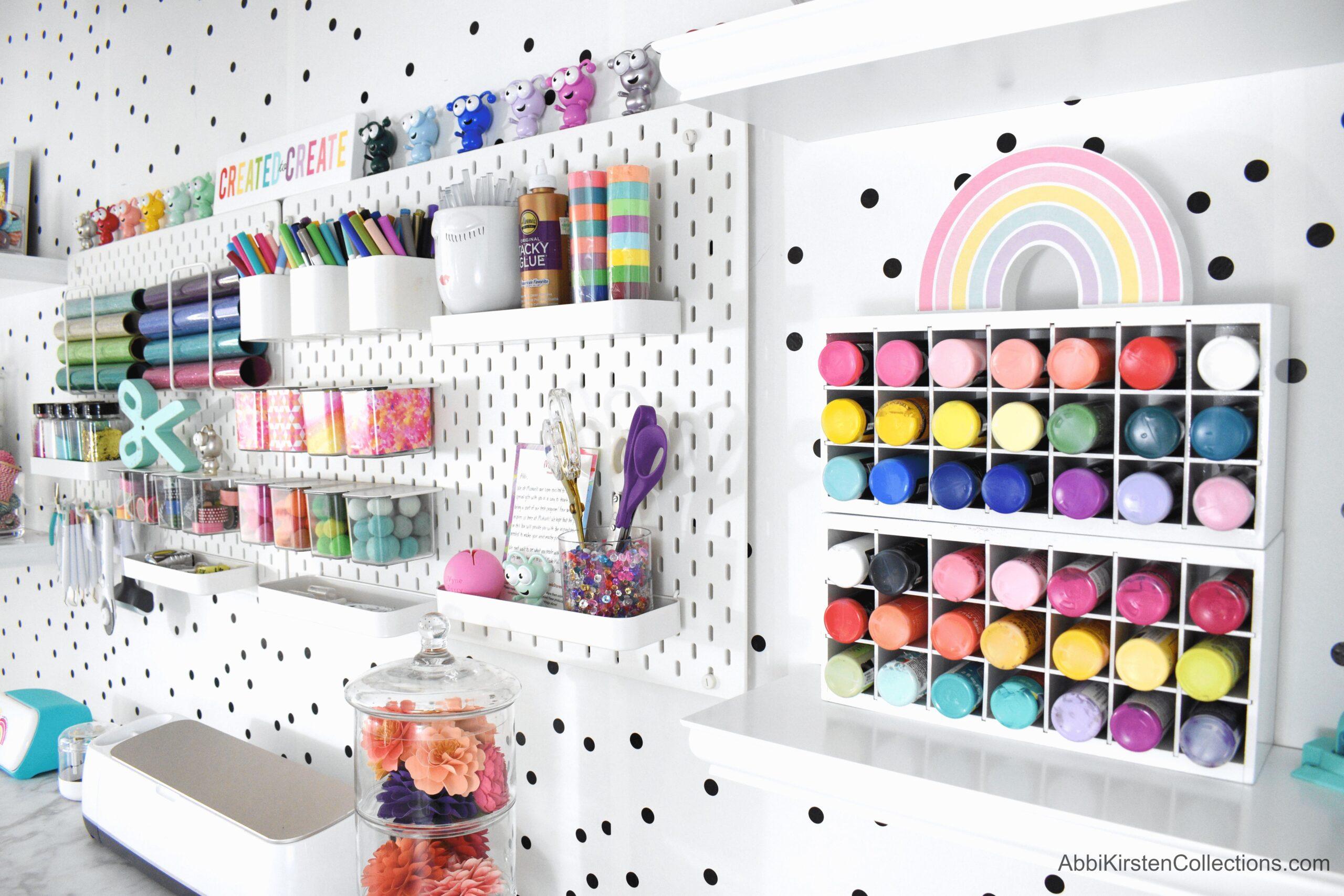 A paper craft idea room