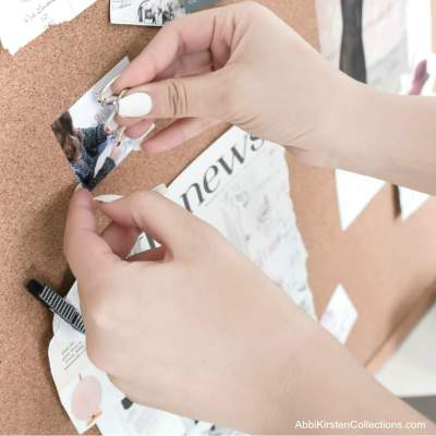 How to Craft a Vision Board: What it is and why you need one