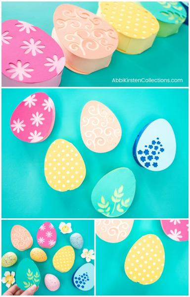 Free Easter SVG cut files