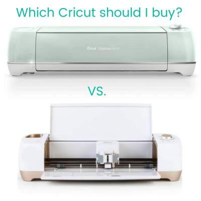 Cricut Maker vs Cricut Explore Air 2 – Which Cricut Machine is Best?