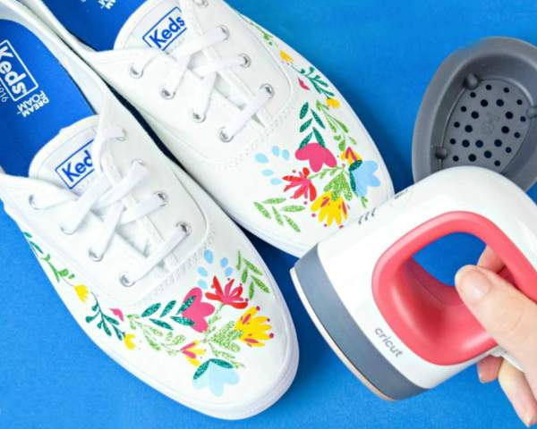 Easypress mini for shoes.