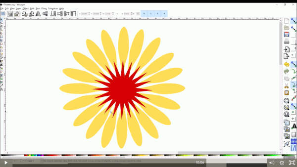 How to use Inkscape to design your own SVG files for Cricut Design Space.