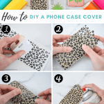 DIY Phone Case with Cricut – How to Make Custom Phone Cases with Vinyl
