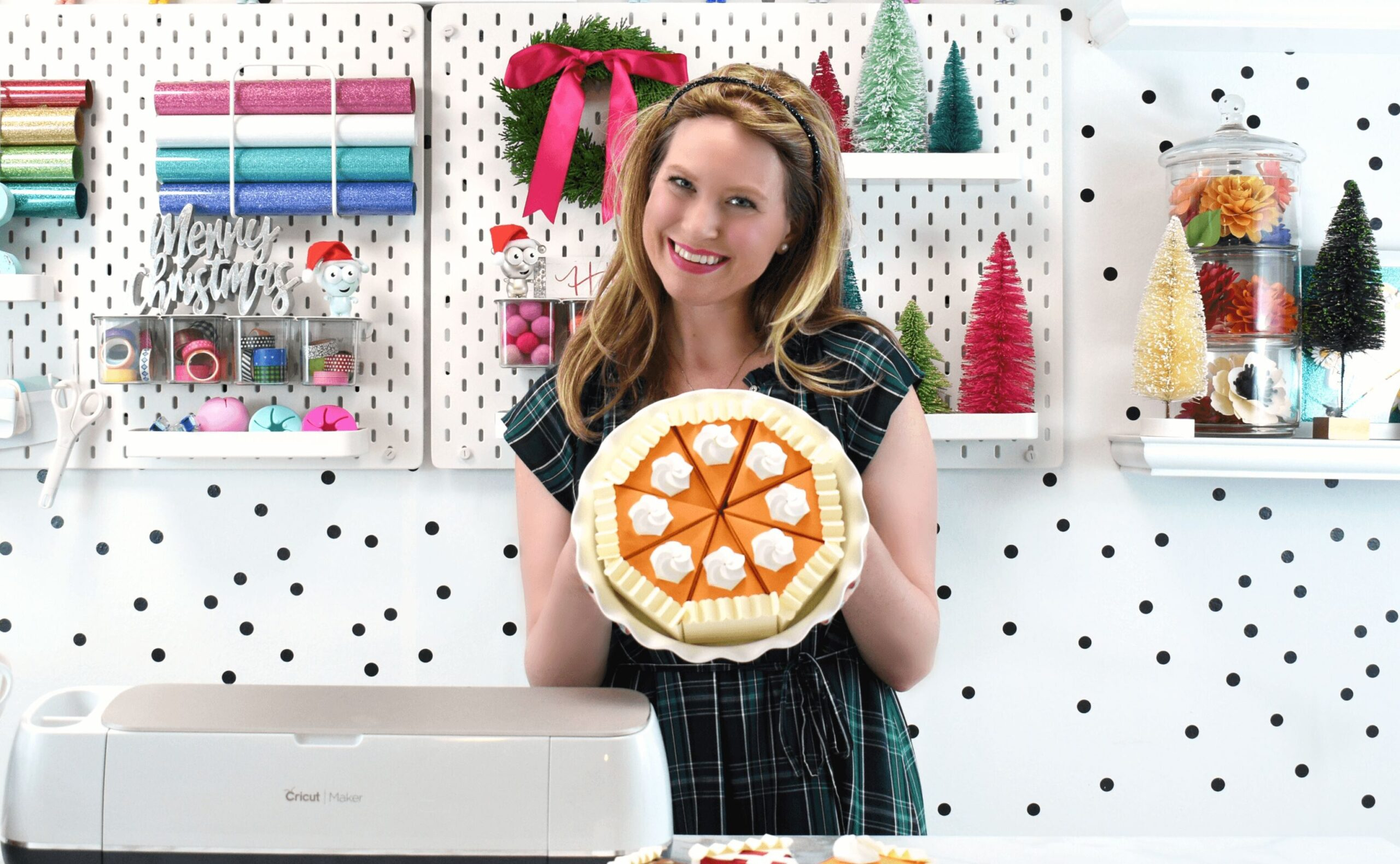 DIY Pumpkin Pie Boxes – Thanksgiving Favor Treat Box Templates