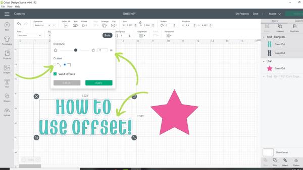 Cricut design space tutorials.