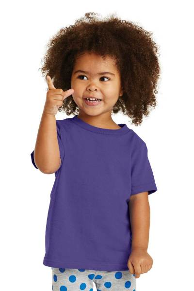 Blank t-shirts for kids.