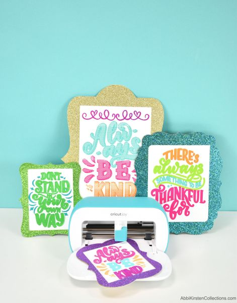 Fill in Writing with Cricut. Tired of bubble letters and outlines in Design Space? Follow this tutorial to add solid filled color to any text or image!