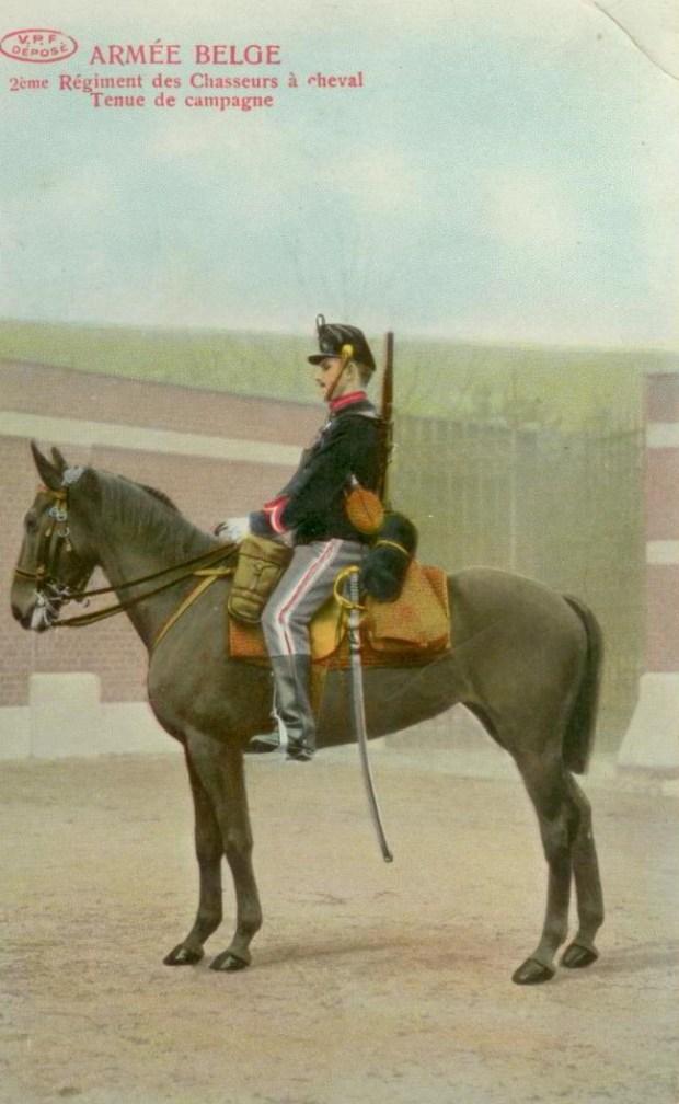 VPF 2 Régiment des Chasseurs à cheval Campagne 001