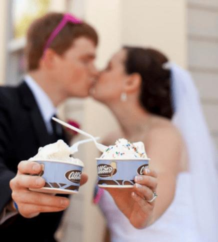 Wedding with Abbotts