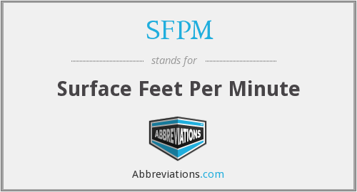 What Is Sfpm