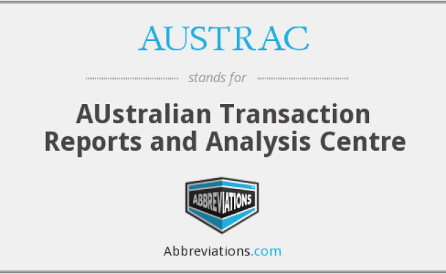 What Does Austrac Stand For