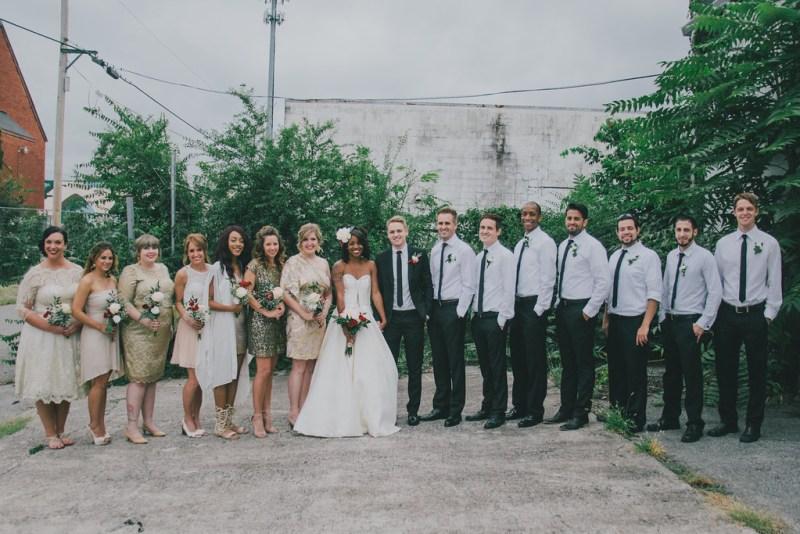 full bridal