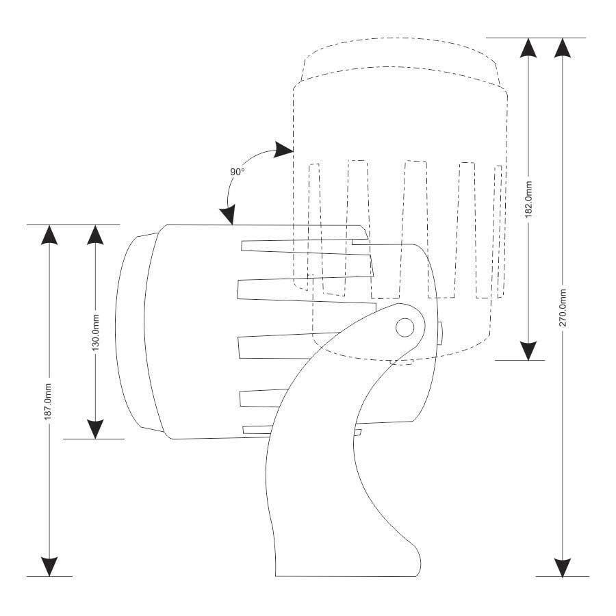 hight resolution of line diagram