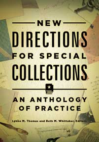 Cover for New Directions for Special Collections: An Anthology of Practice