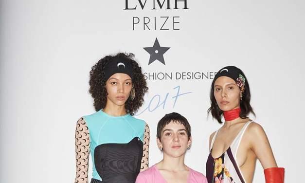 Marine Serre remporte l'édition 2017 du LVMH Prize