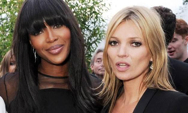 Vogue UK : Edward Enninful enrôle Kate Moss et Naomi Campbell