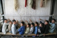 Child Labor and Weaving