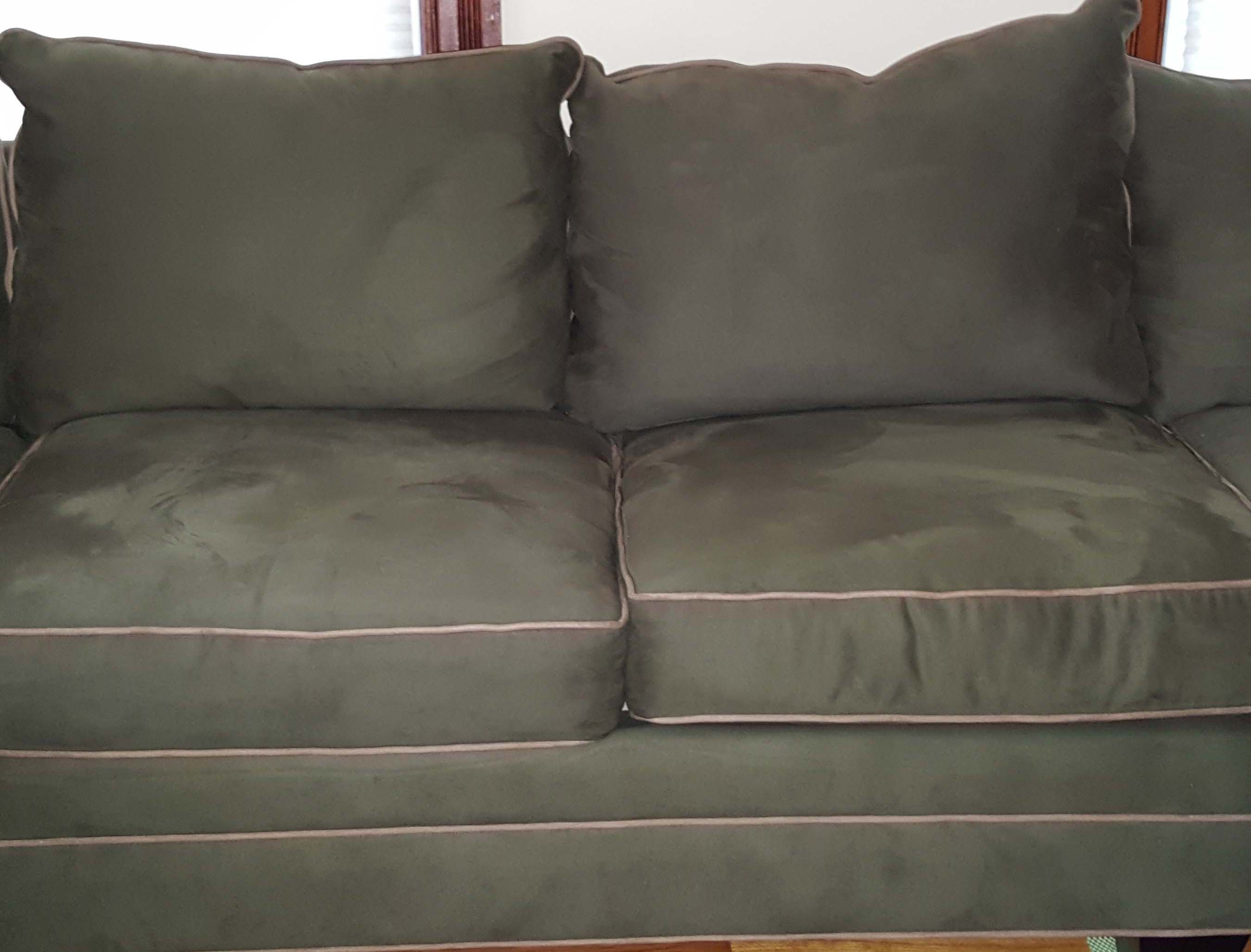 leather cleaner for sofa asda three seater designs nubuck cleaning home the honoroak