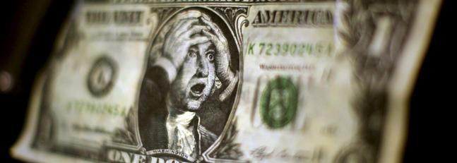 Dolar plof