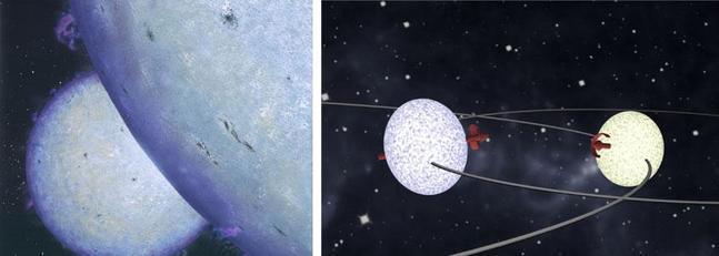 Resuelto el enigma de DI Herculis, la estrella que desafiaba a Albert Einstein