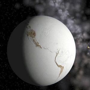 ¿Fue alguna vez la Tierra una inmensa bola de nieve?