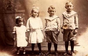 La paradoja de los cuatro hijos