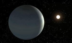 Descubren un planeta de temperatura templada fuera de nuestro sistema solar