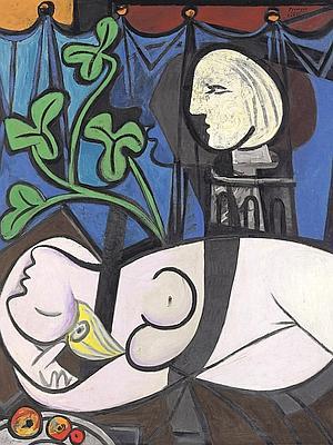 Un Picasso, récord mundial en una subasta de arte