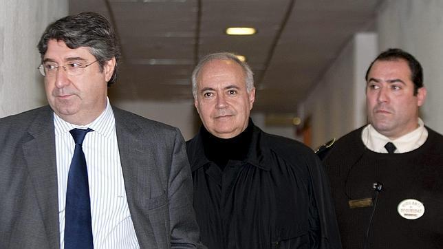 Con José Luis Moreno...