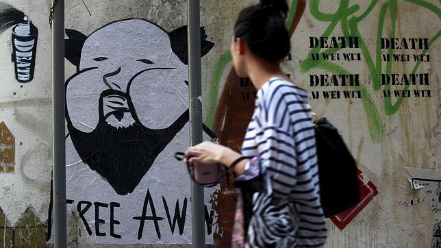 Hackers chinos paralizan la web que reúne firmas para liberar a Ai Weiwei