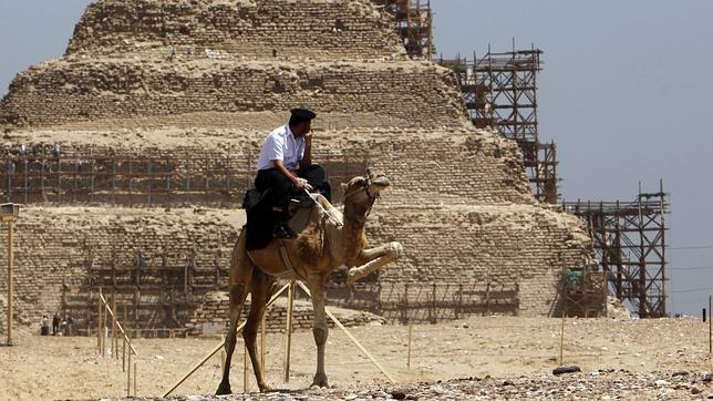 Los satélites hallan 17 nuevas pirámides en Egipto