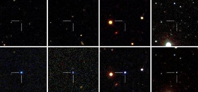 Descubren cuatro supernovas azules, entre las más cegadoras del Universo