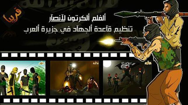 Al Qaida prepara sus propios dibujos animados para reclutar a los niños