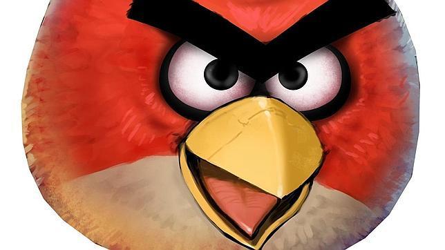 Llega Angry birds para bebs  ABCes