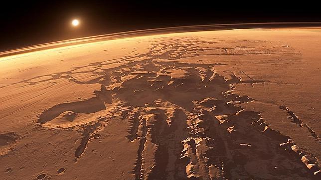 Dos regiones de Marte pudieron ser habitables en un pasado reciente