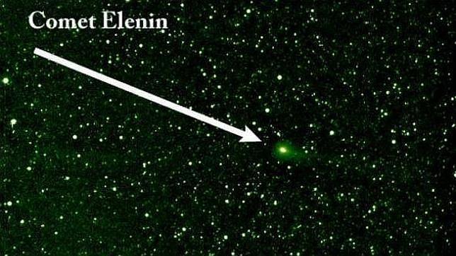 Y el cometa Elenin no destruyó la Tierra