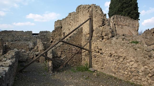 Italia y la Unesco buscan mecenazgo privado internacional para salvar Pompeya