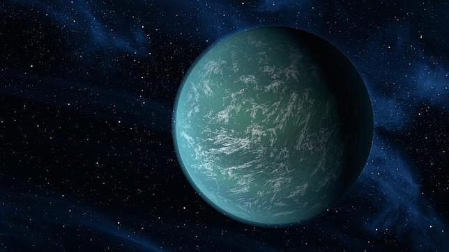 Buscan vida inteligente en Kepler-22b