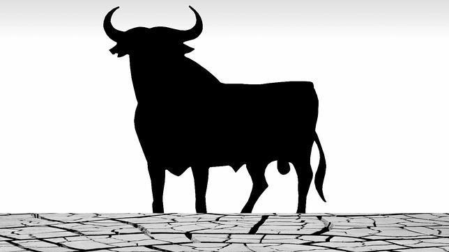 El toro de Osborne cruza las fronteras  ABCes