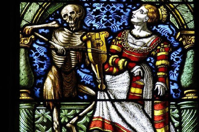 Resultado de imagen de DAANZA DE LA MUERTE