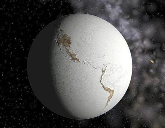 Resultado de imagen de misteriosas bolas de nieve gigantes en Siberia