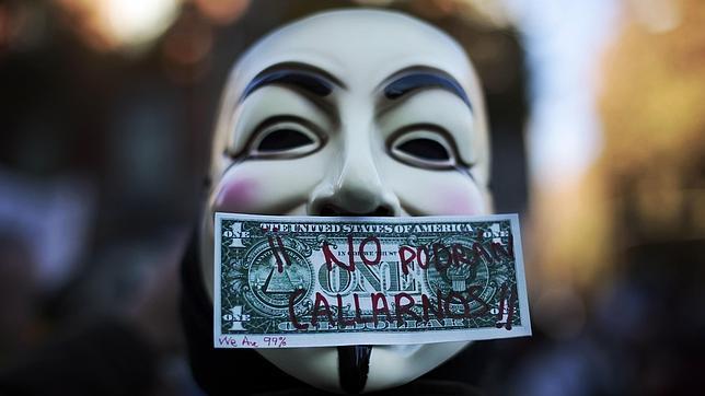 Anonymous ataca sitios webs del gobierno de Estados Unidos tras el cierre de Megaupload