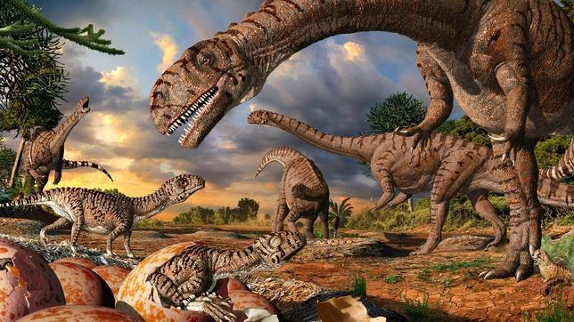 El criadero de dinosaurios más antiguo jamás encontrado