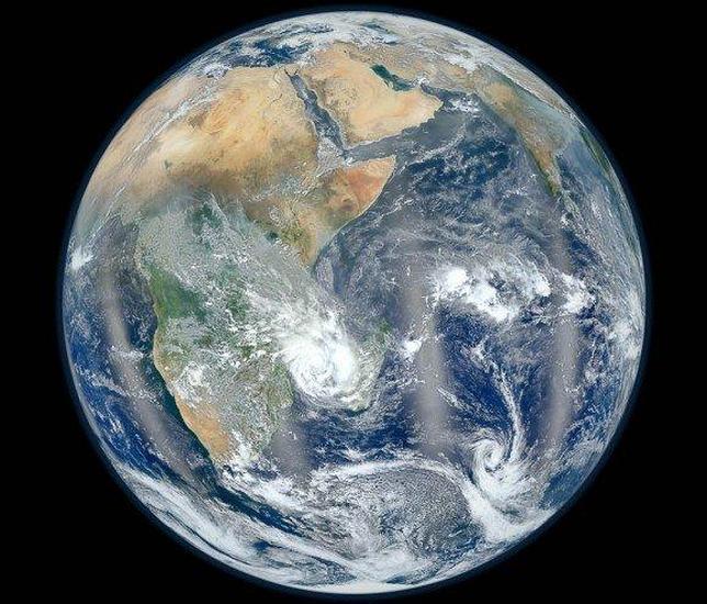 La otra mejor foto de la Tierra