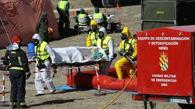 Terremoto en la Alcarria, la UME (y toda España) al rescate... hipotético