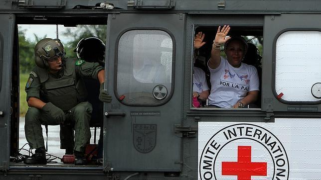 Comienza la operación humanitaria para liberar a diez rehenes de las FARC