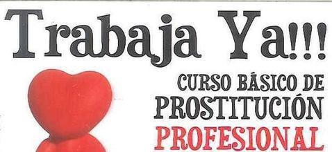 Curso de prostituta profesional en Valencia