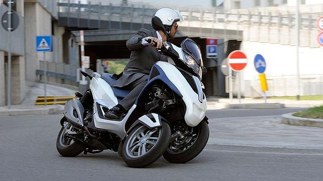 Scooter de tres ruedas para novatos o expertos  ABCes